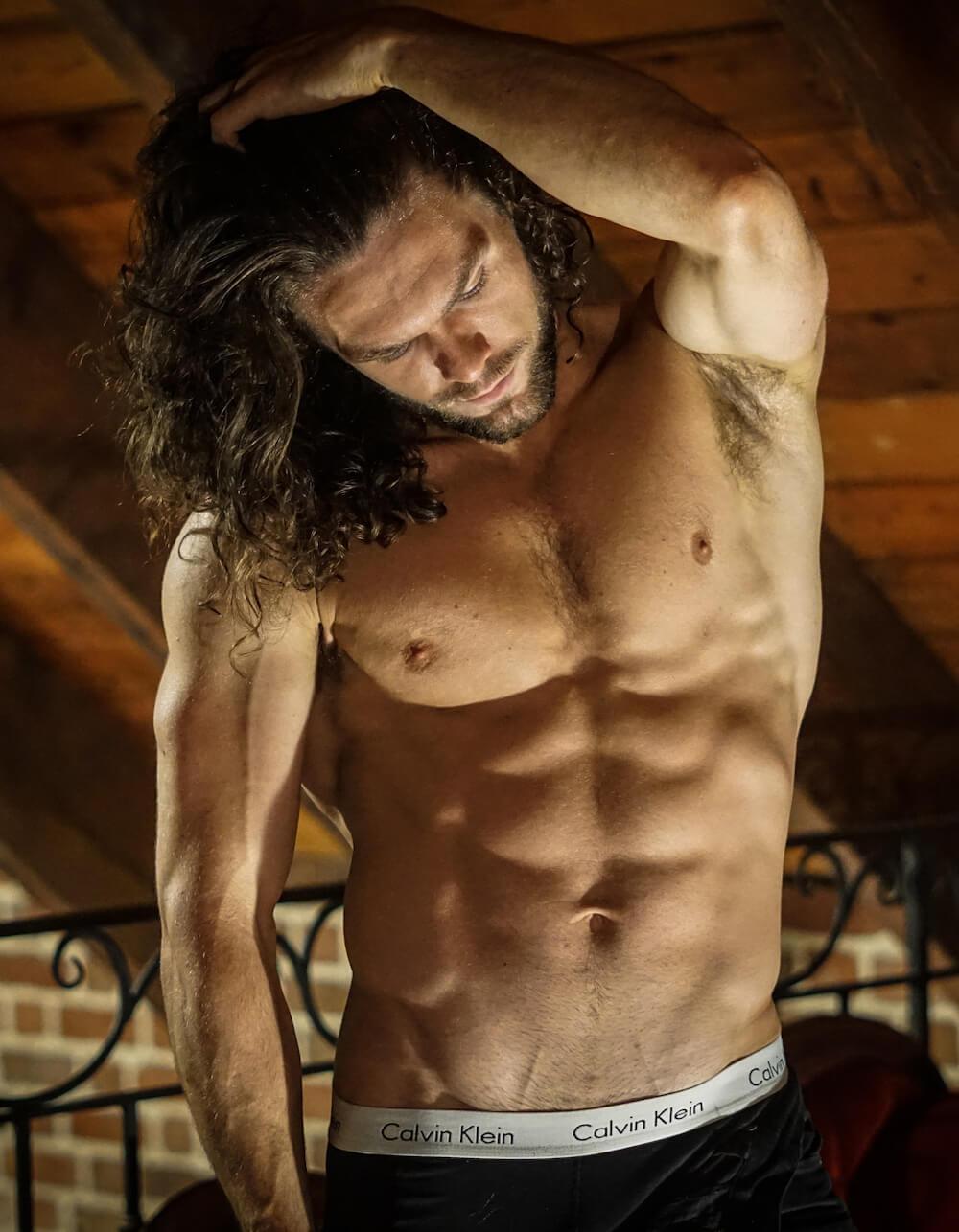Dom Male Stripper Australia