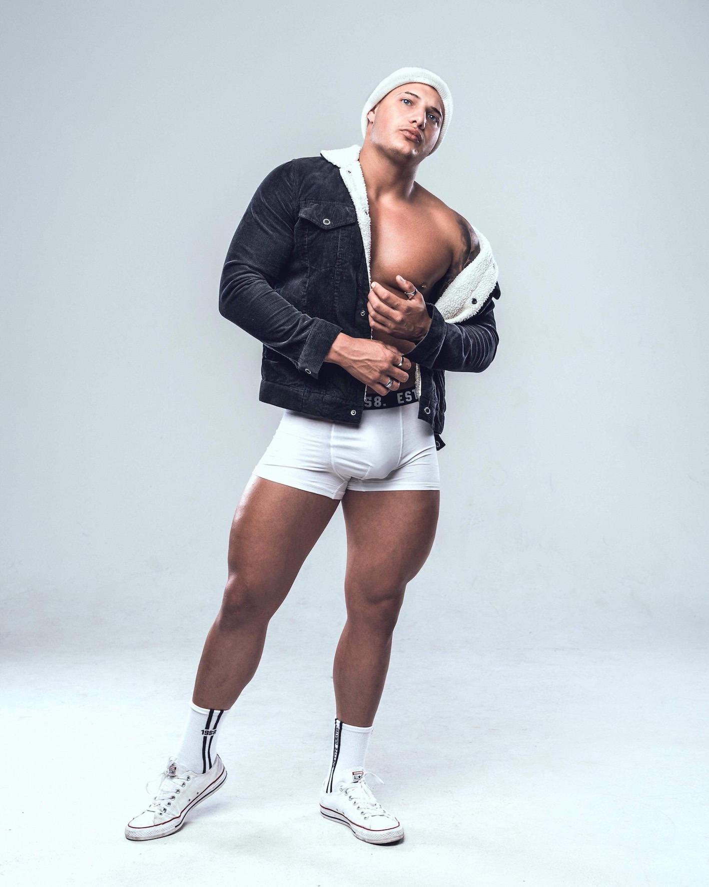 Vinny Topless Waiter