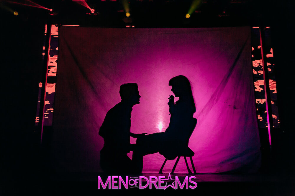 Men of Dreams Live Show