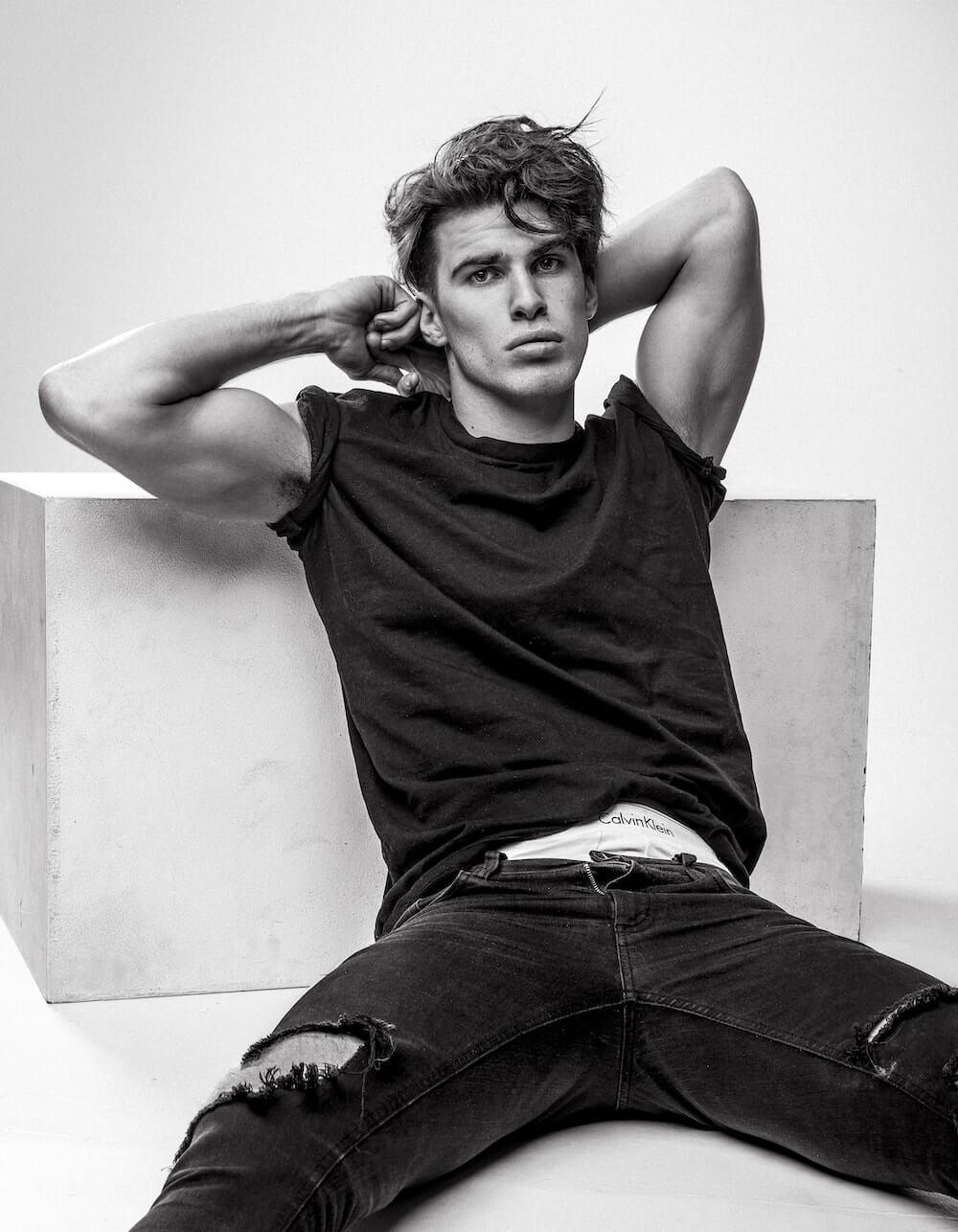 Male Model Adam