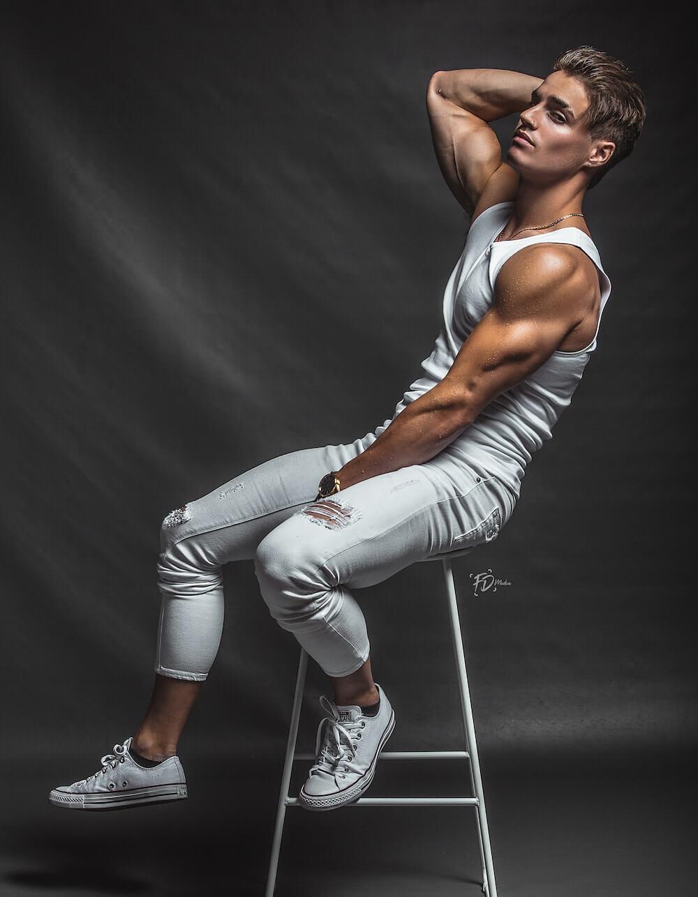 Joey Male Model