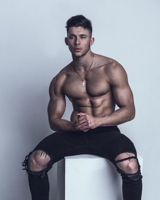 Theo Male Model