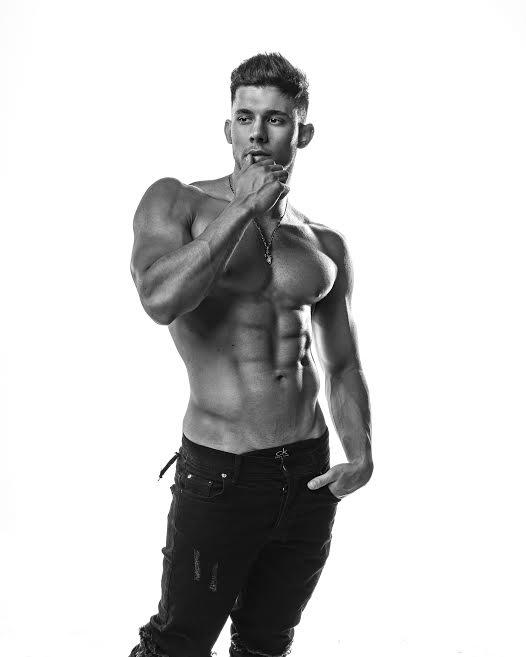 Theo Topless Waiter