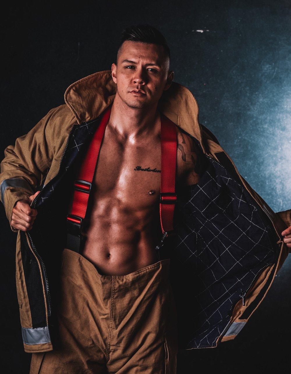 Zain Fireman Stripper