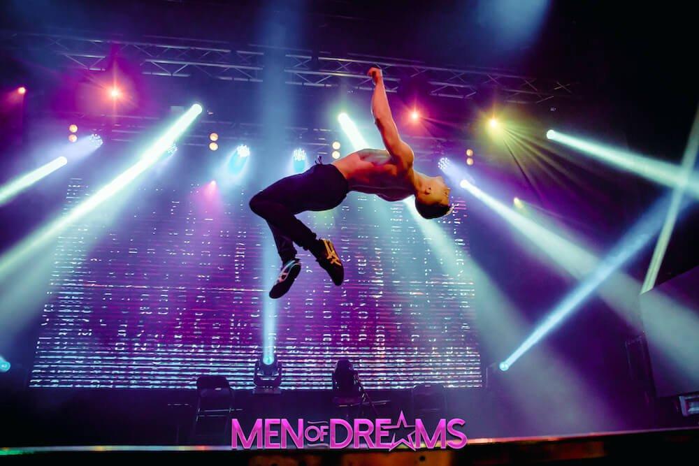 Men of Dreams Show